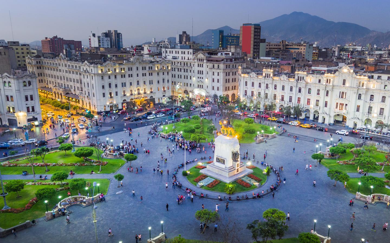 Hotéis em Lima
