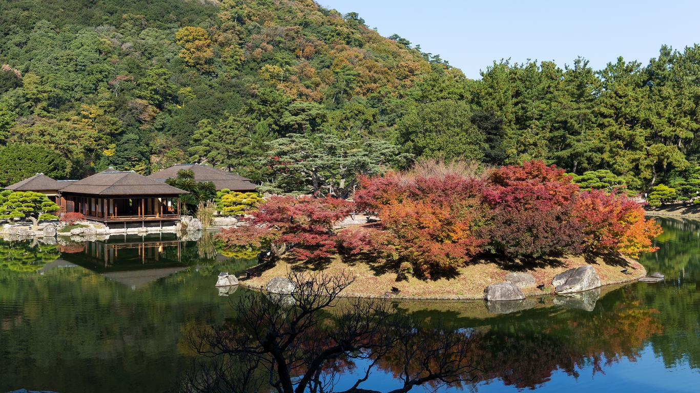 Coches de alquiler en Takamatsu