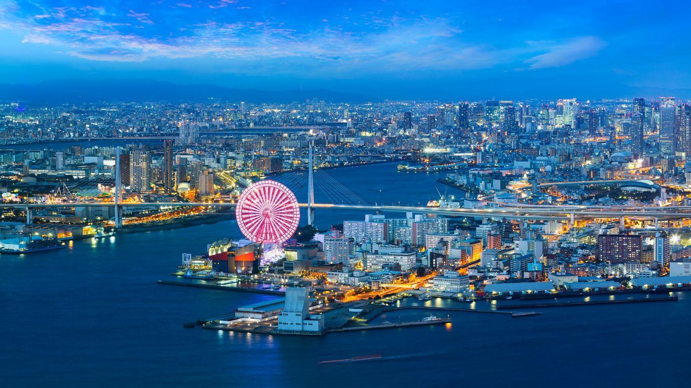 大阪市のレンタカーを検索&料金比較