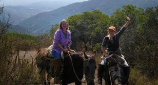 Horseback Riding Tour in the Chilean Precordillera from Valparaiso