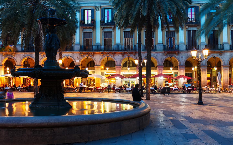 Ξενοδοχεία στην πόλη Βαρκελώνη