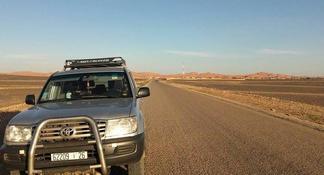 Les montagnes de l'Atlas et les trois vallées: excursion privée guidée d'une journée au départ de Marrakech