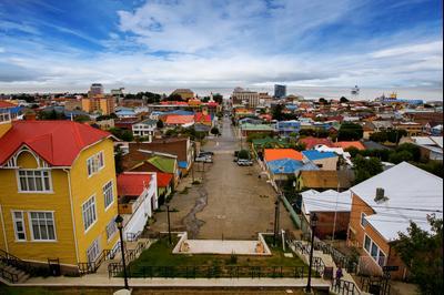 Hoteles en Punta Arenas