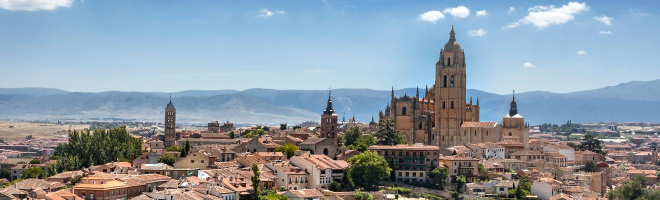 Hotels in Segovia