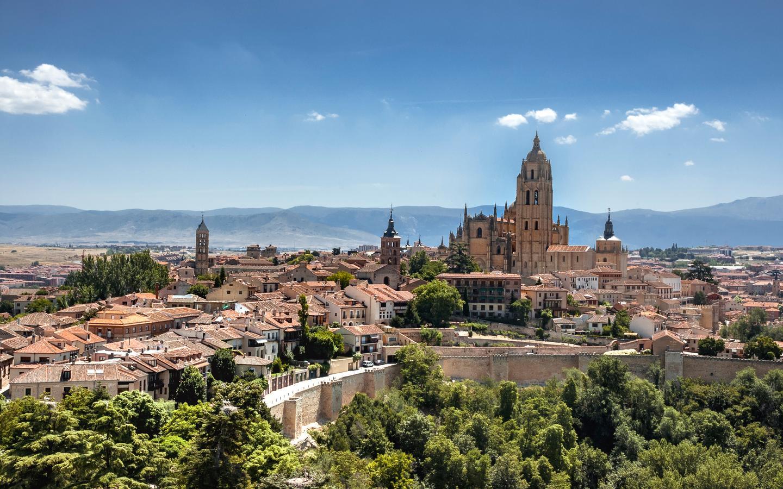 Segovia hoteles