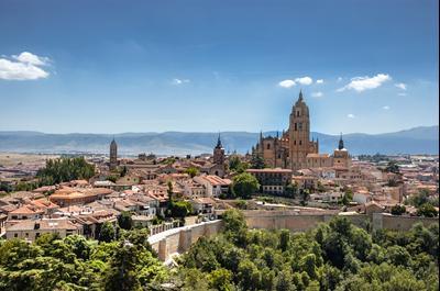 Segovia hotellia