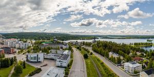 Leiebiler i Rovaniemi