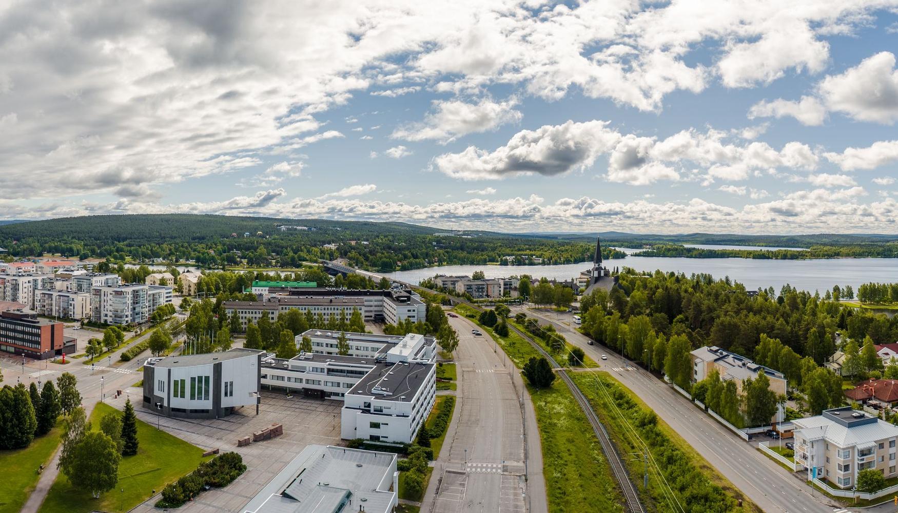 Auto de alquiler en Aeropuerto Rovaniemi