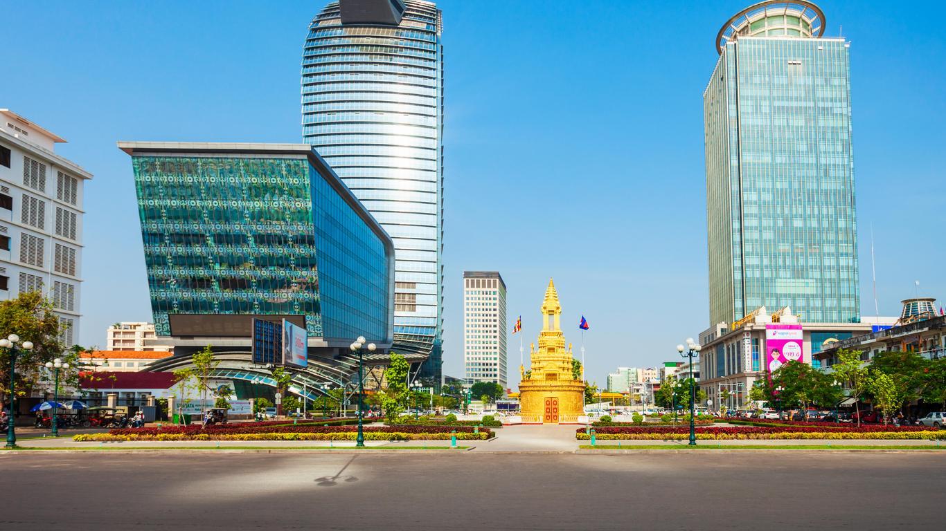 Пномпень: оренда авто