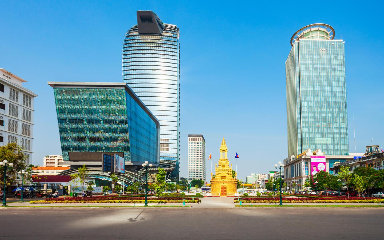 Phnom Penh hotels