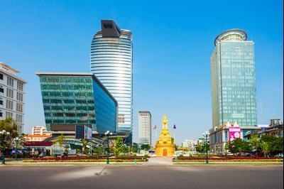 Hôtels à Phnom Penh