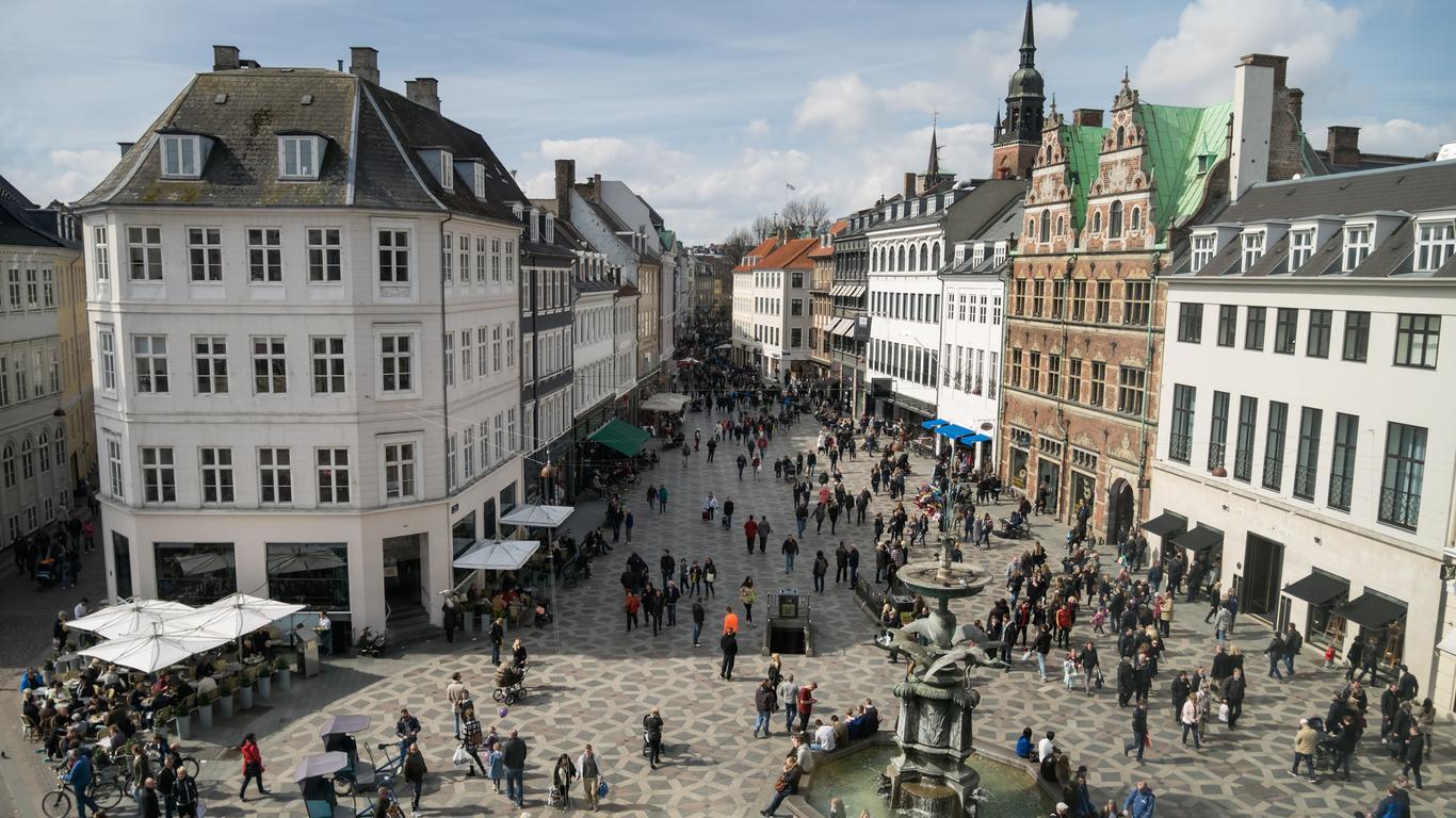 Hyrbilar i Köpenhamn