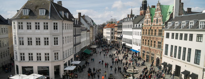 Auto a noleggio economiche a Copenaghen