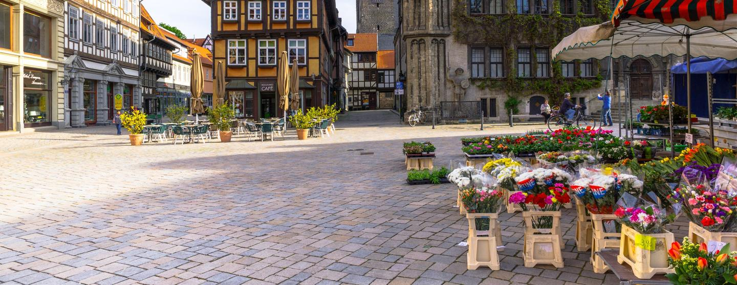 Quedlinburg Pet Friendly Hotels