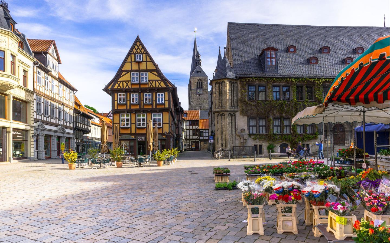 Quedlinburg hoteles