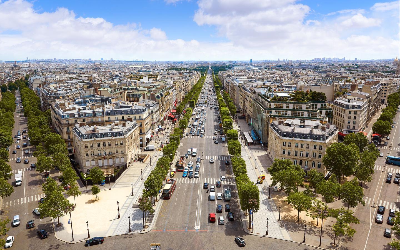 Париж — отели