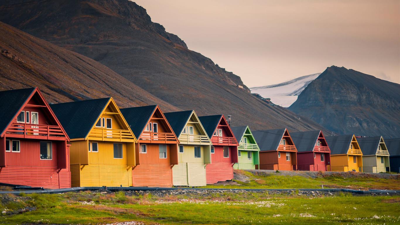 Longyearbyen Mașini