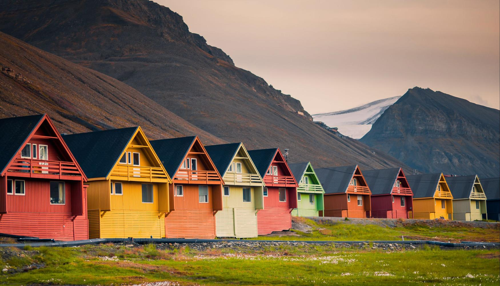 Auto de alquiler en Aeropuerto Longyearbyen Svalbard