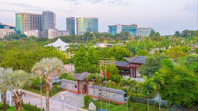 Putrajaya hoteles