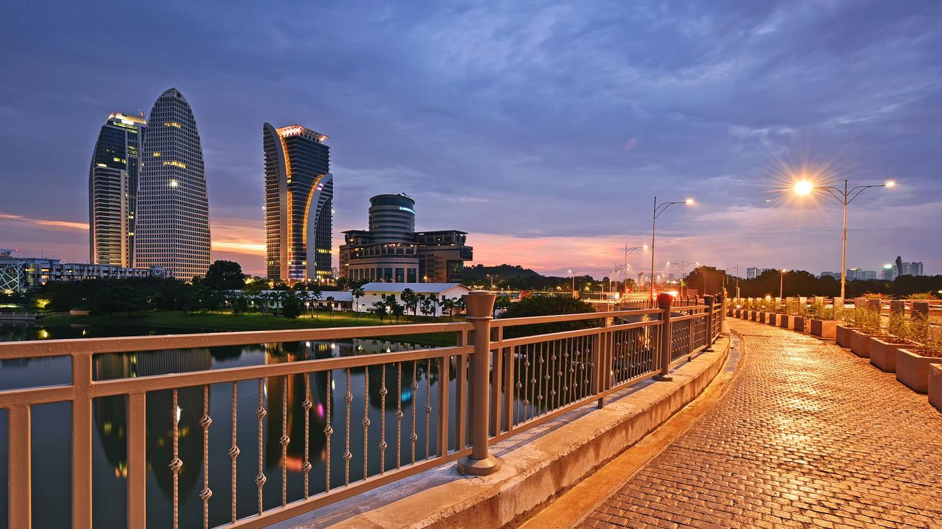 Putrajaya: оренда авто