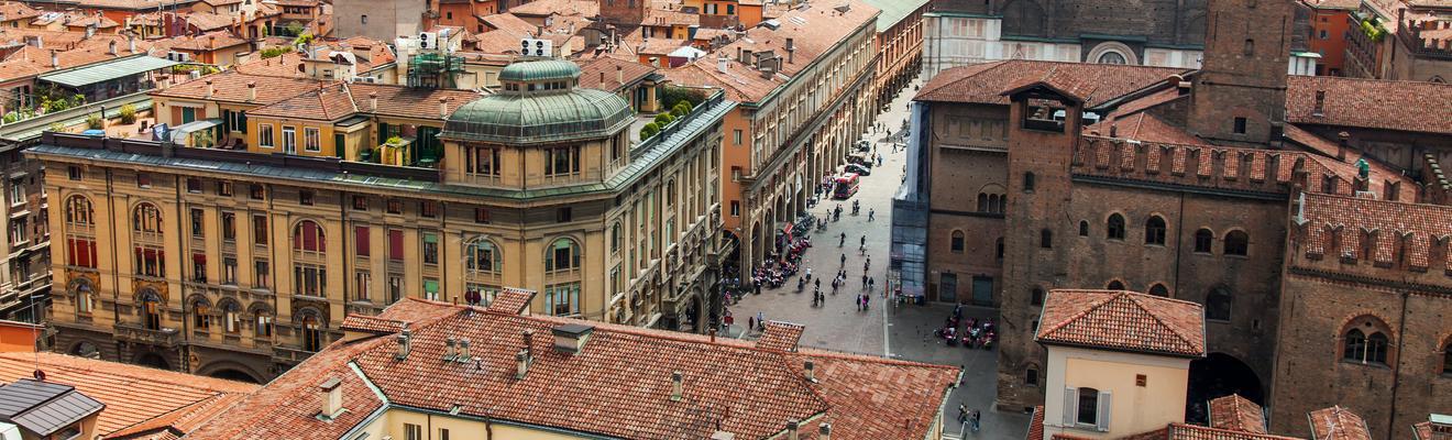 Bologna hotellia