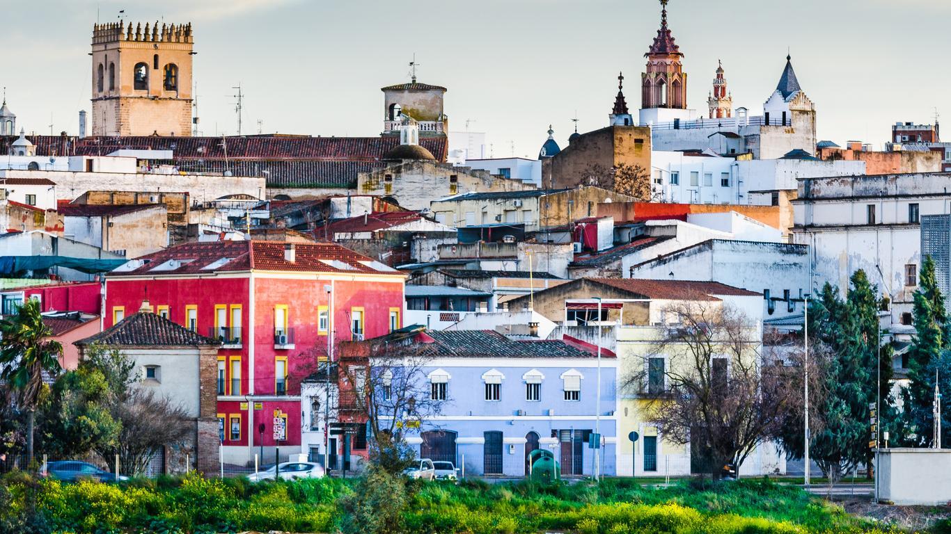 Badajoz autoverhuur