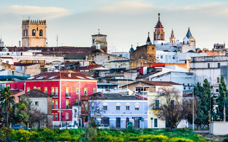 Ξενοδοχεία στην πόλη Badajoz