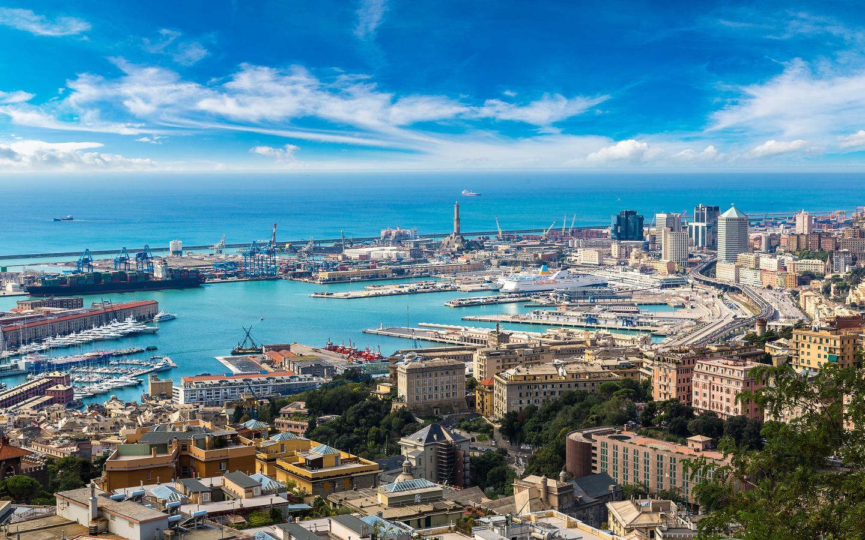 Khách sạn ở Genoa