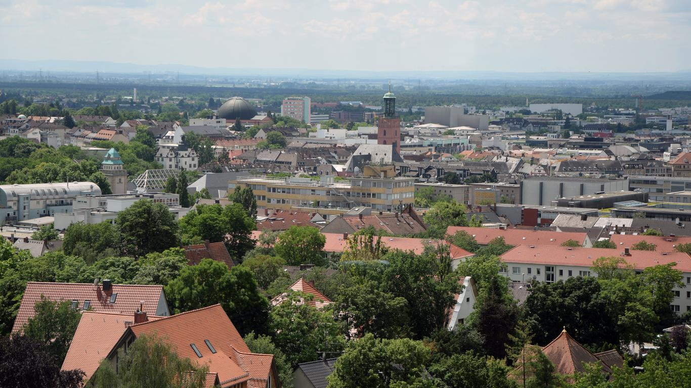 Coches de alquiler en Darmstadt