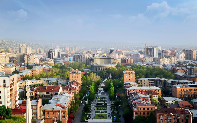 Ереван — отели