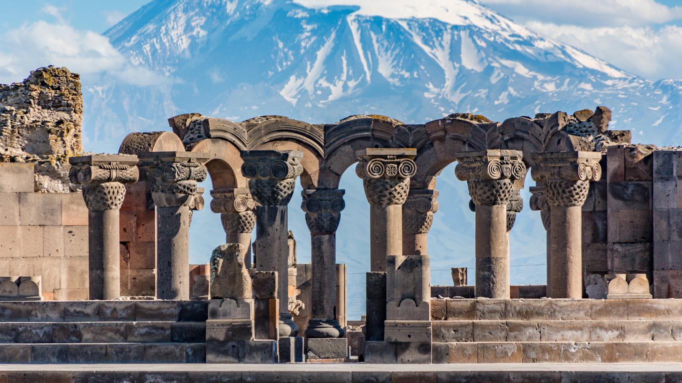 Єреван: оренда авто