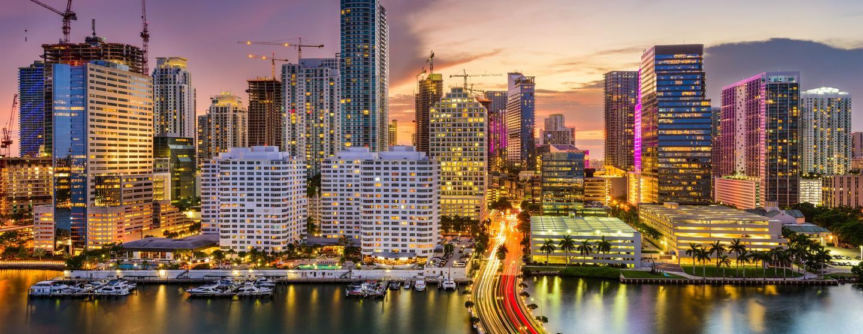 Car hire at Miami Airport