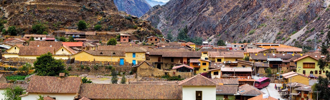 Khách sạn ở Ollantaytambo