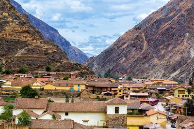 Ξενοδοχεία στην πόλη Ollantaytambo