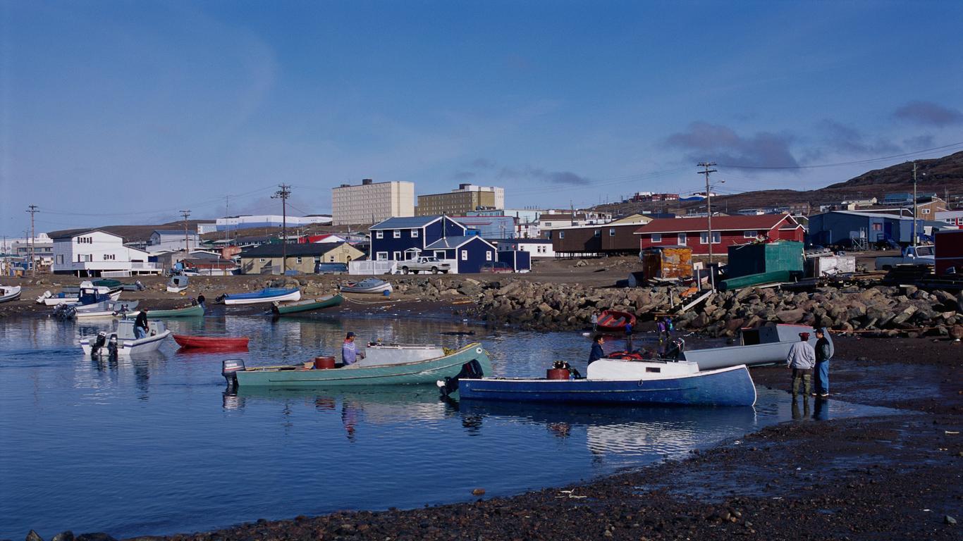Iqaluit autoverhuur