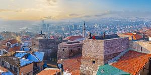 Car Hire in Ankara