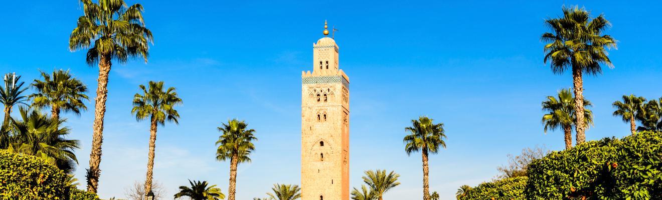 Marrakech hotellia