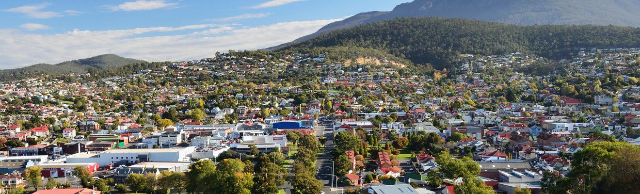 Hobart hotellia