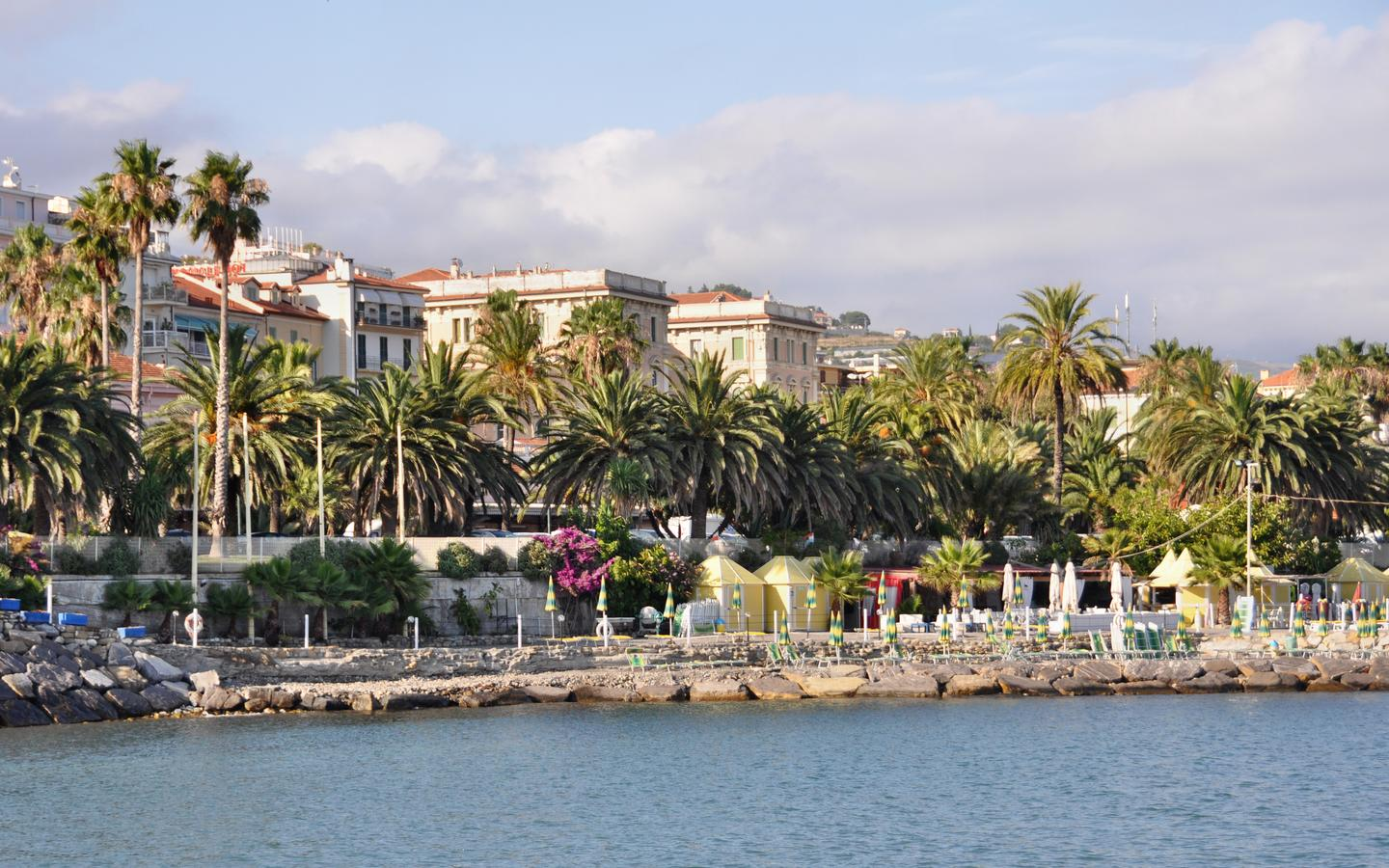 San Remo hotels