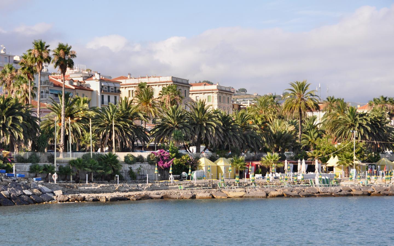 Khách sạn ở San Remo