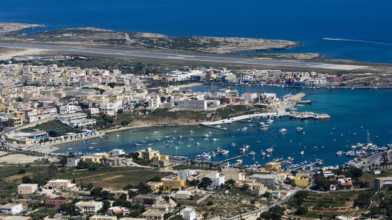 Lampedusa Mașini