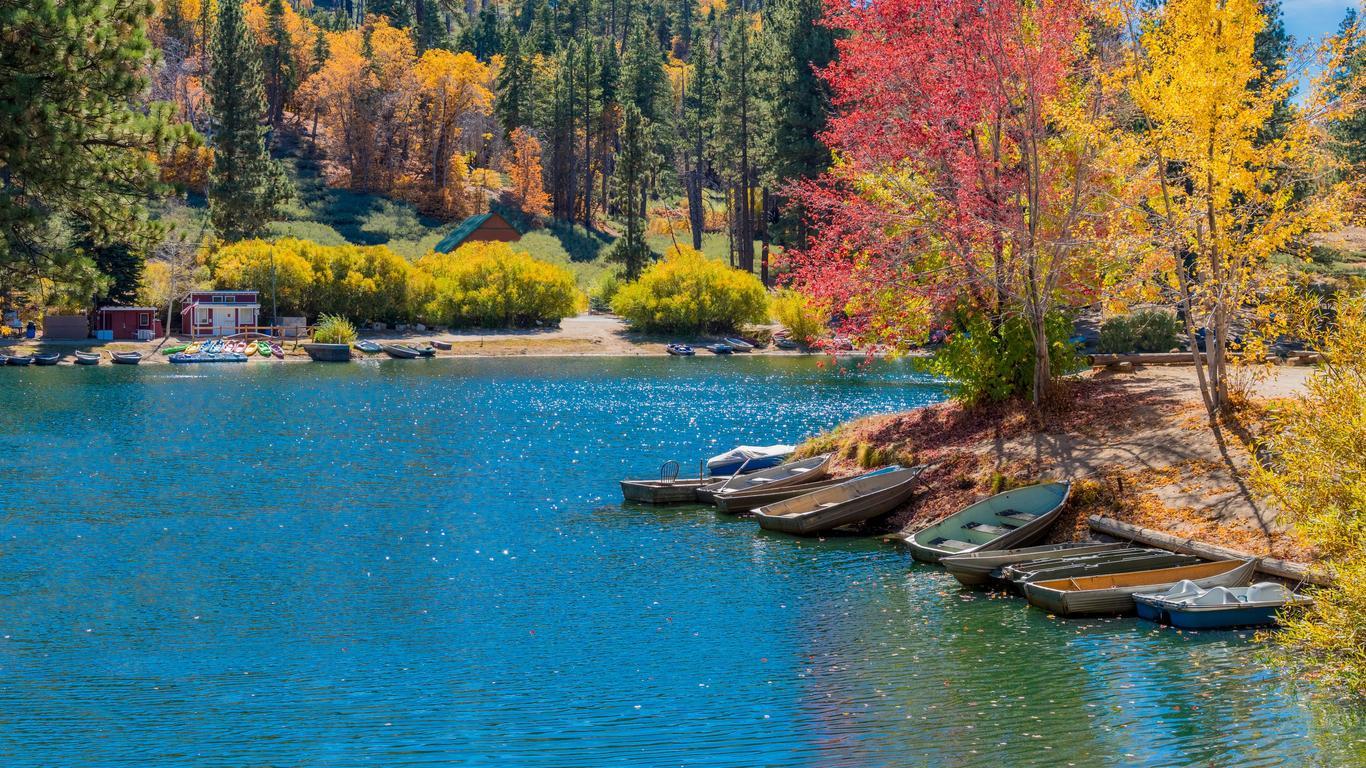 Big Bear Lake: оренда авто