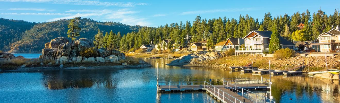 Big Bear Lake hotellia