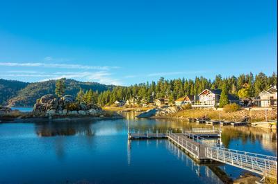 Ξενοδοχεία στην πόλη Big Bear Lake