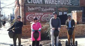 Greenville City Segway Tour