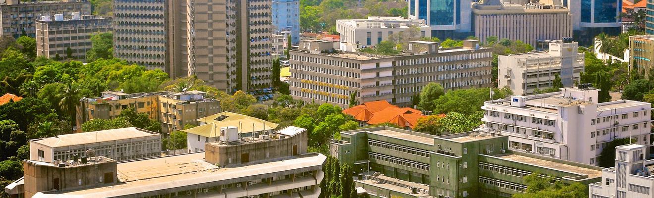 Dar es Salaam hotellia