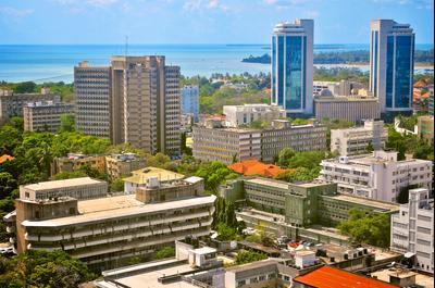 Dar Es Salaam hotels