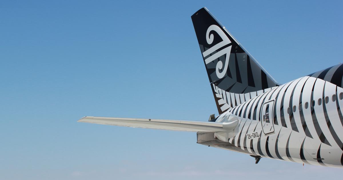 Air New Zealand (NZ) - Flüge buchen & Infos zum Flugstatus ...