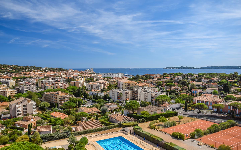 Ξενοδοχεία στην πόλη Sainte-Maxime