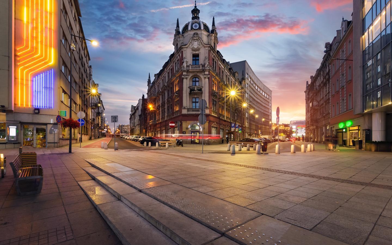 Katowice hoteles